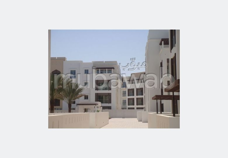 1 BR Apartment, 90 Sq. M, in The Wave Muscat, Swimming pool
