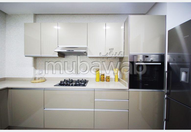 شقة رائعة للبيع بأكادير. المساحة 102.0 م². موقف سيارات ومصعد.
