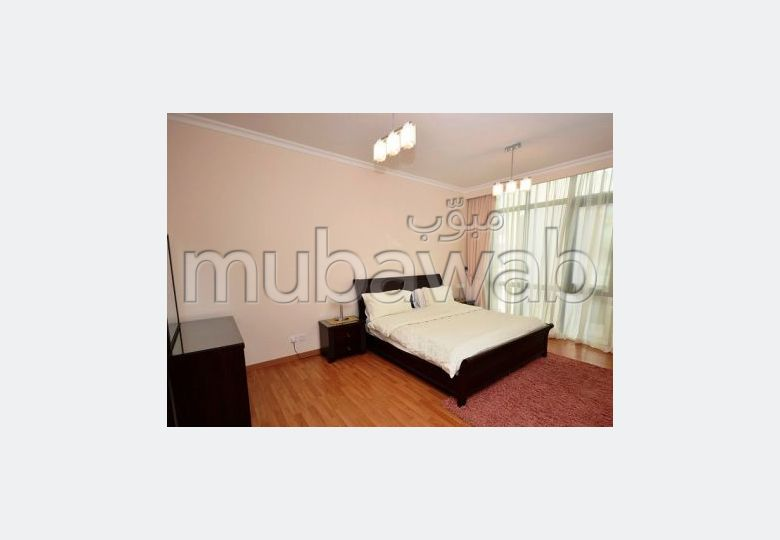 Fully furnished  2 BR apartment for rent in Seef