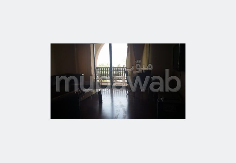 Semi furnished  1 BR apartment for rent in Amwaj