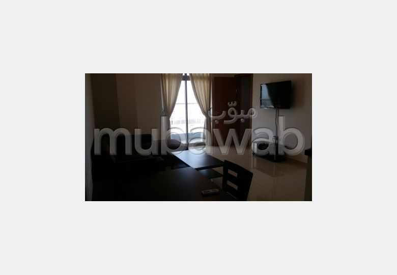 Fully furnished  1 BR apartment for rent in Amwaj