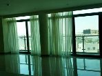 Semi furnished  3 BR penthouse for rent in Amwaj