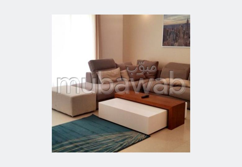Fully furnished  3 BR penthouse for rent in Amwaj