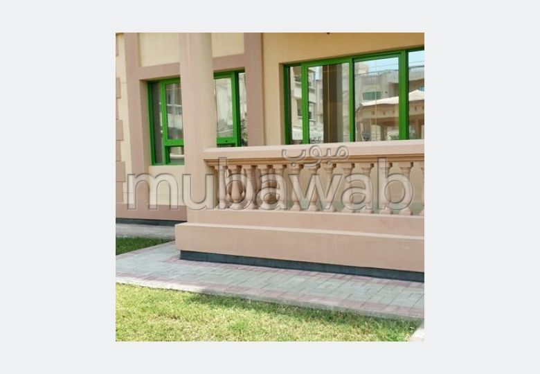 Semi furnished  4 BR apartment for rent in Hamala