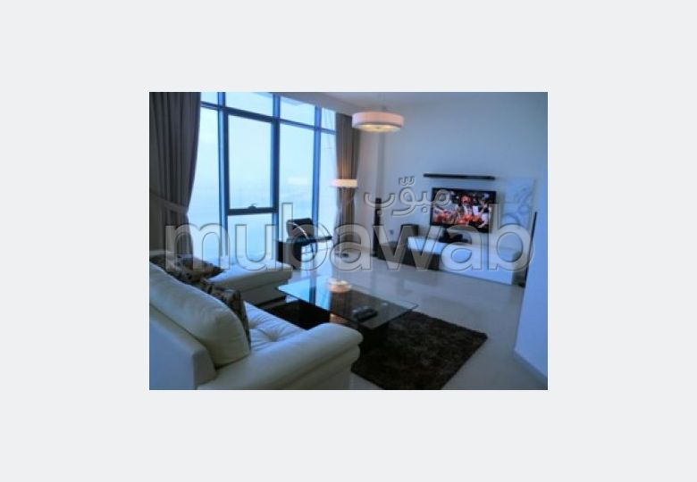 Fully furnished  2 BR apartment for rent in Mahooz
