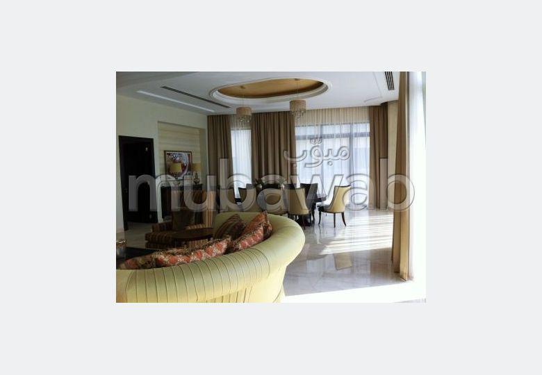 Fully furnished  4 BR apartment for rent in Reef Island