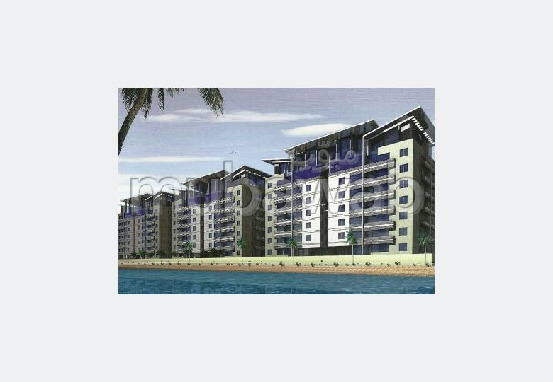 2 BR apartment for sale in Reef Island