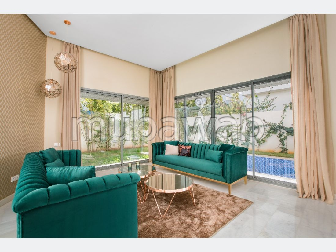 Villa Jade de 320m² Next House à Dar Bouazza