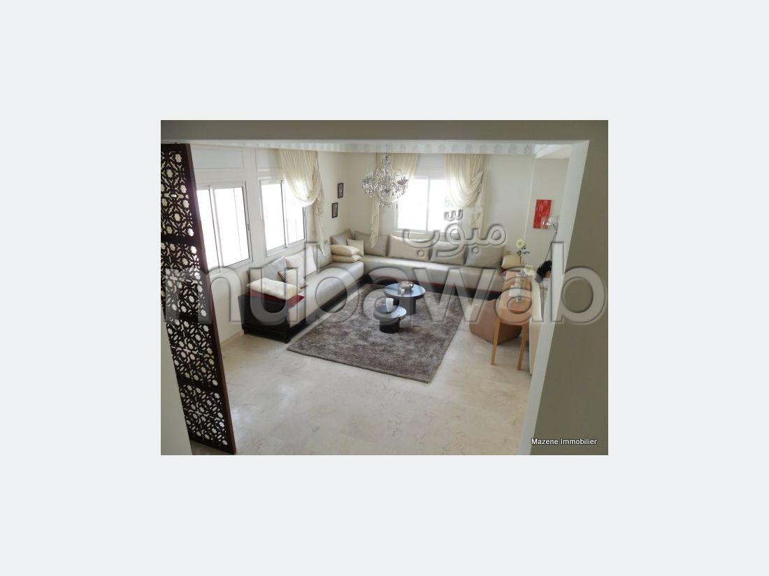 فيلا مساحتها 250م²، مطبخ مجهز، مسبح، طنجة المدينة