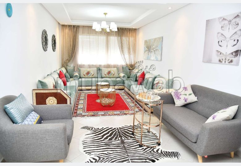 Sale of a lovely apartment. Surface area 72 m².