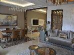 شقة للشراء ببوسكورة. 3 غرف جميلة. مصعد وأماكن وقوف السيارات.