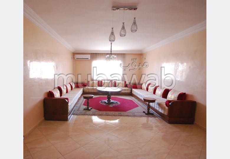 Bel appartement meublé au quartier Dakhla