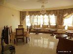 شقة مساحتها 89م²، مفروشة، مطبخ مجهز، طنجة المدينة