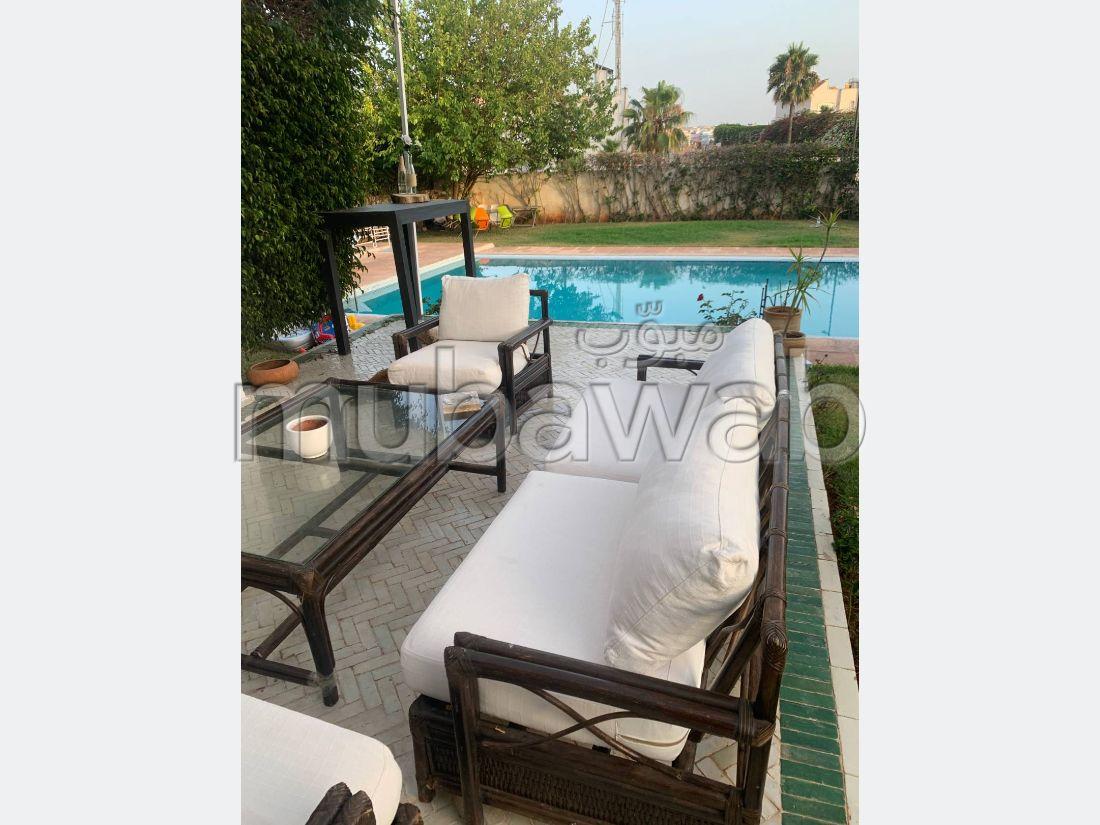 Villa a vendre résidence sécurise
