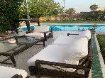 Luxury Villa for sale in Anfa. 5 lovely rooms. General satellite dish system, On site security.