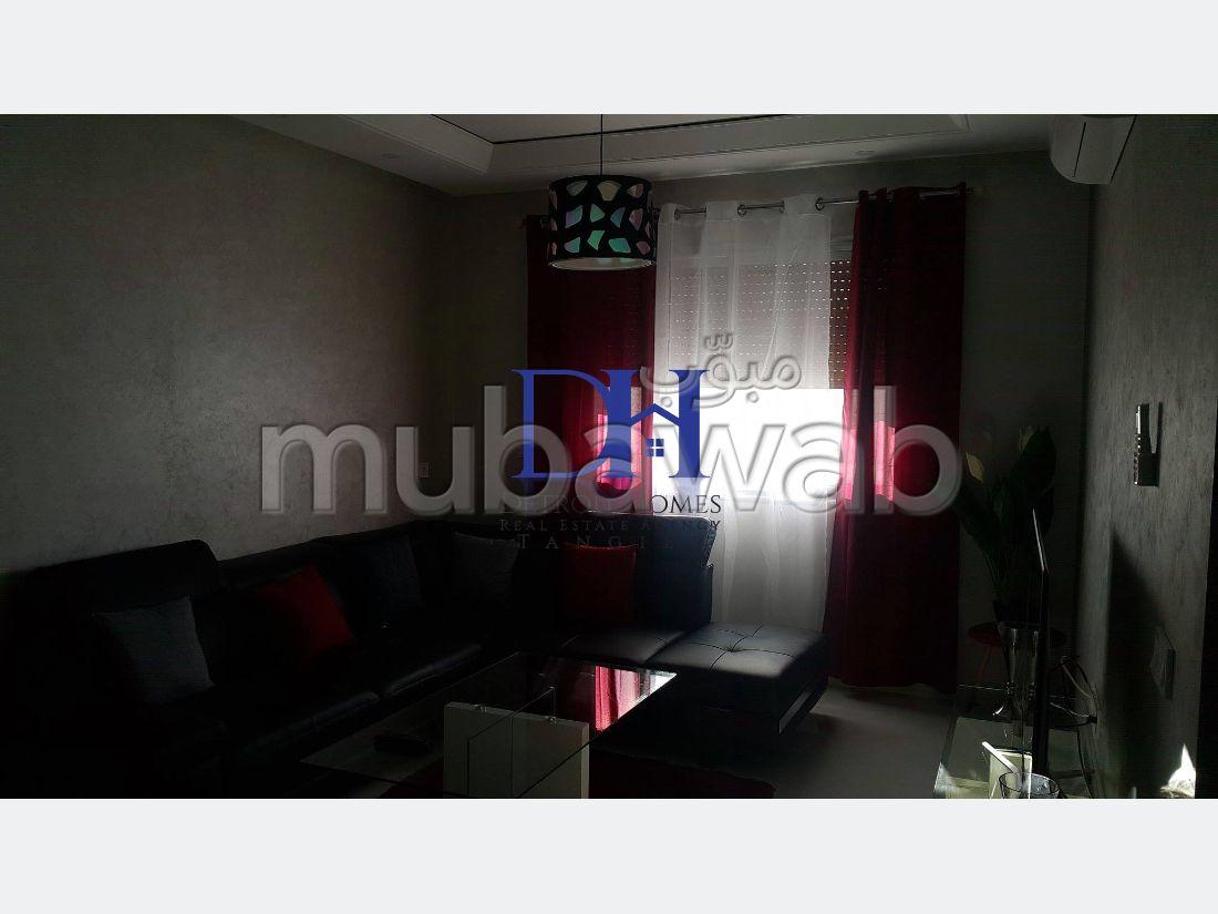 Joli appartement meublé au Quartier Administratif