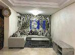 شقة مساحتها 150م²، مفروشة، 6 غرف، طنجة المدينة