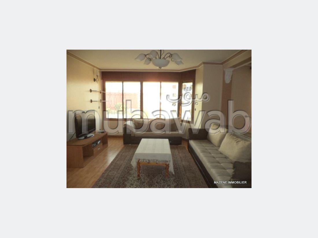Location Appartement Tanger Ref: LAM 111 -  Centre Ville, Tanger, Nord
