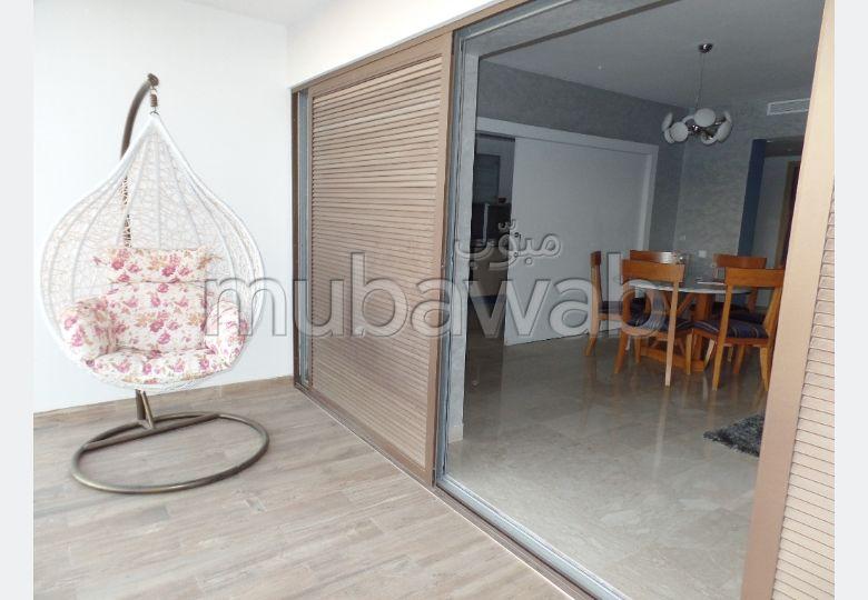 Appartement 100m², résidence avec piscine à Founty