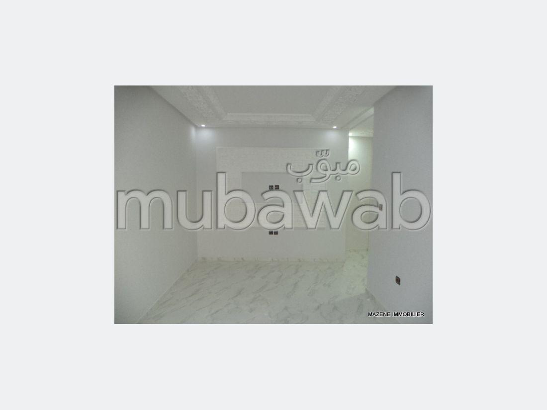 شقة مساحتها 75م²، 3 غرف، طنجة المدينة