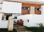 location-villa -Bouskoura-