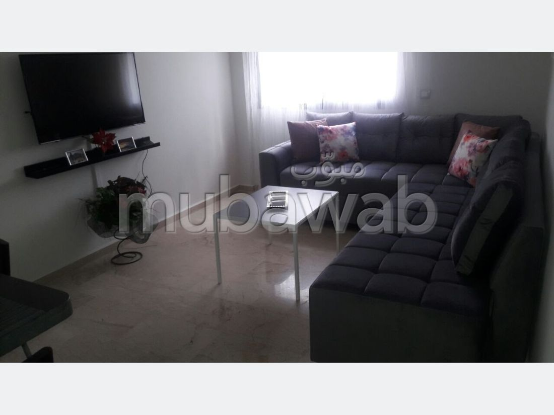 Apartment for rent. Area 38.0 m². Well decorated.