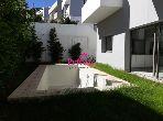 فيلا مساحتها 320م²، مطبخ مجهز، مكيف، طنجة المدينة