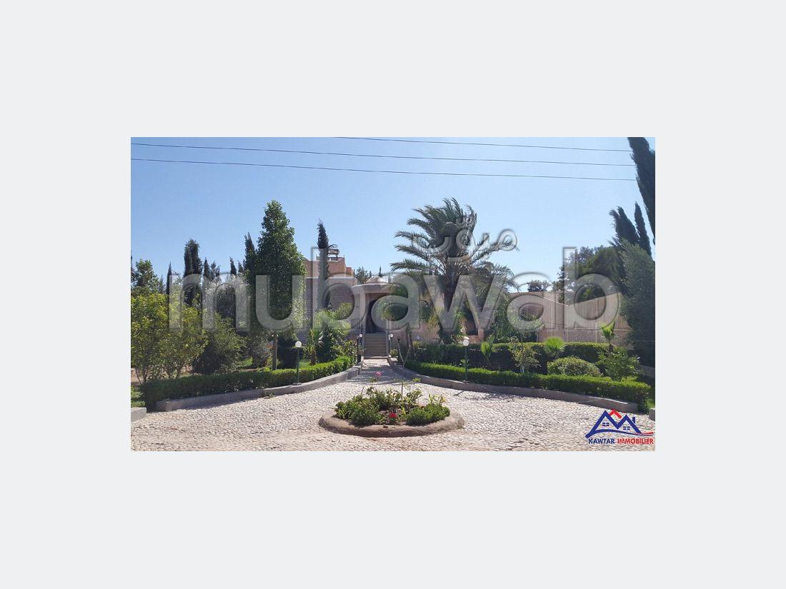 Villa à 25 km d'Essaouira