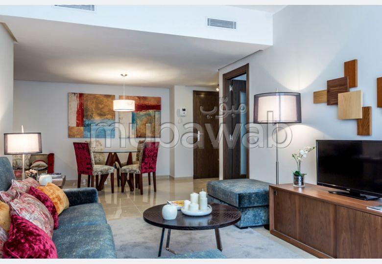Appartement neuf de 73m² à vendre au Tanger City Center