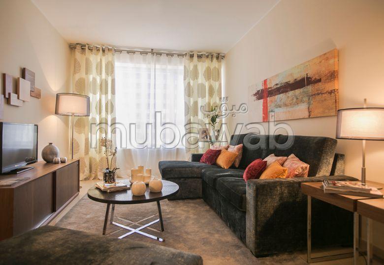 Appartement neuf de 89m² à vendre au Tanger City Center