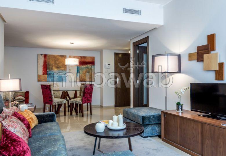 Appartement neuf de 128m² à vendre au Tanger City Center