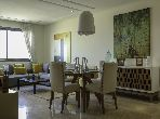 شقة جميلة للبيع ب بوركون الغربي. المساحة الإجمالية 91.0 م². المرآب والشرفة.