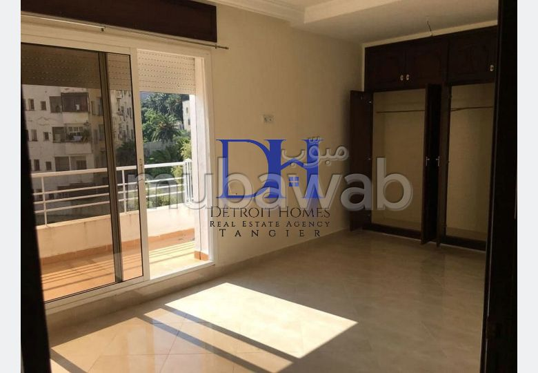 Apartment for rent in Marjane. 2 Hall. Balcony.