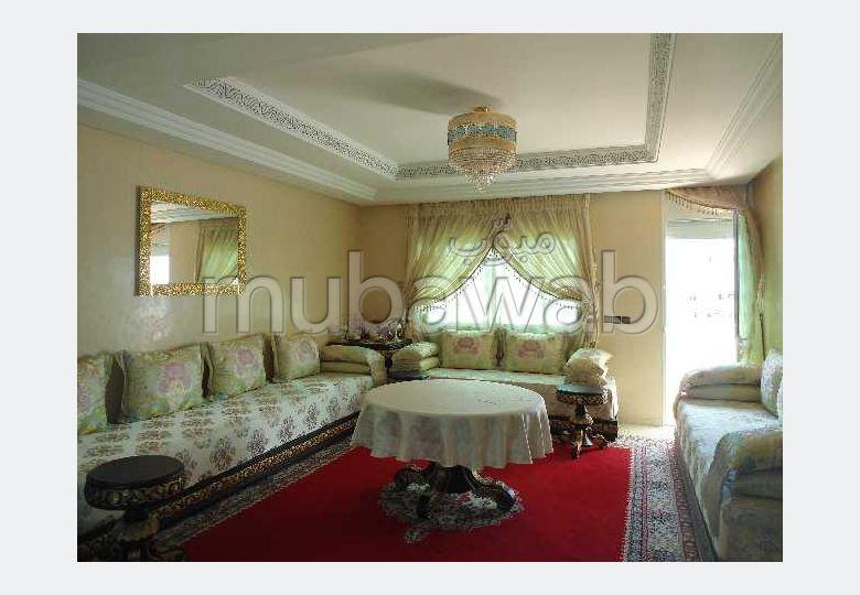 Tres bel  appartement à vendre quartier Mimosa