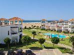 Spacieux appartement vue imprenable sur l'océan