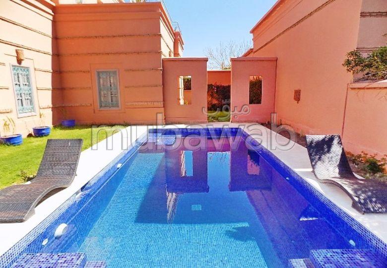 Sublime villa meublée à la location longue durée