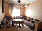 شقة جميلة للكراء بالدارالبيضاء. المساحة الإجمالية 44 م². مفروشة.