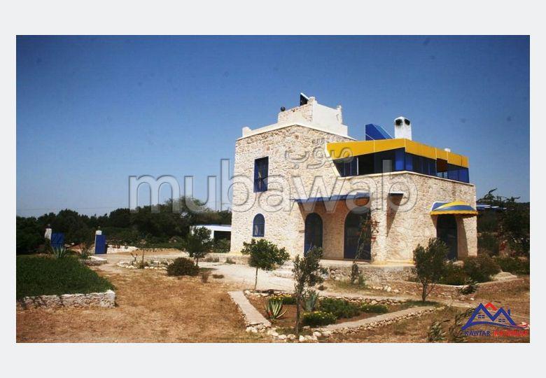 Belle villa sur la route de Safi