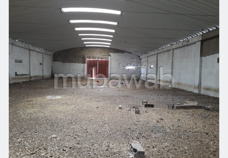 Hangars à louer BOUZNIKA