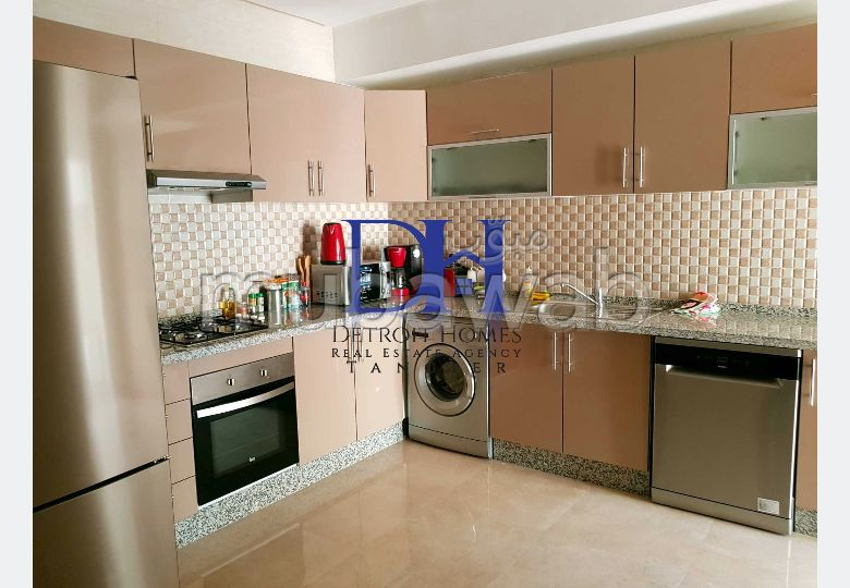 Great apartment for rent in Centre. Total area 130 m². Well furnished.