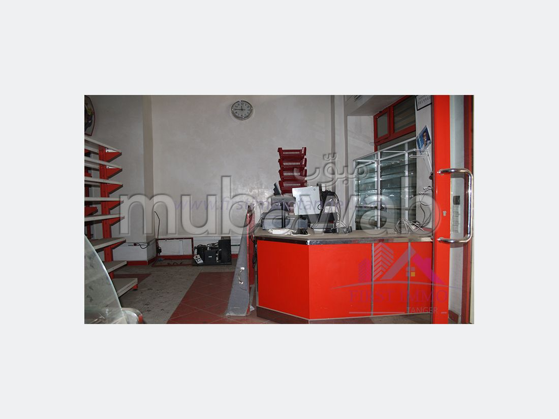 Offices & shops for sale. Total area 179 m². Large balcony.