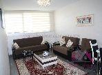 شقة مساحتها 90م²، مطبخ مجهز، شرفة، طنجة المدينة