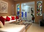 Rent an apartment in Iberie. Area of 190 m². Fully furnished.
