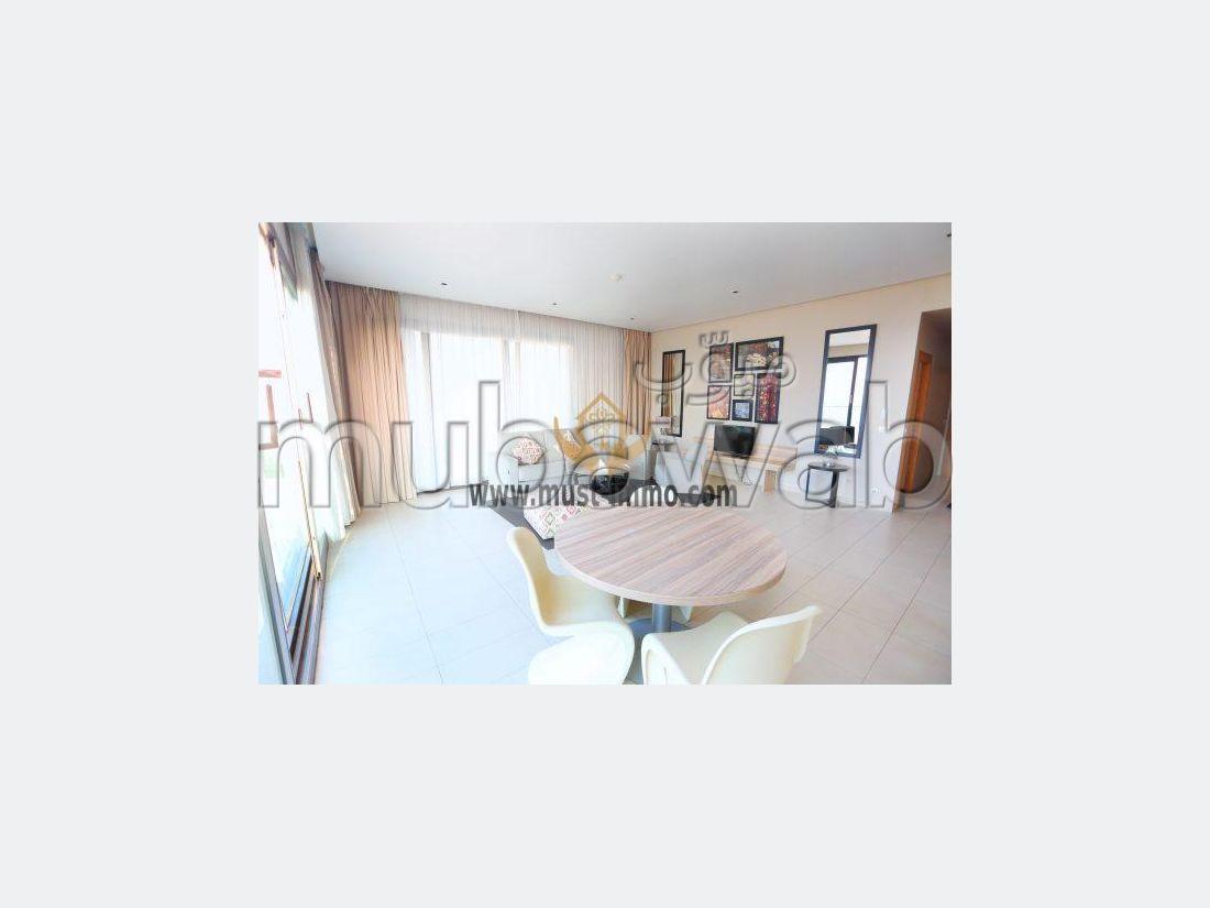 Piso en venta en Anfa Supérieur. 3 Sala de estar. Con Ascensor, balcón.