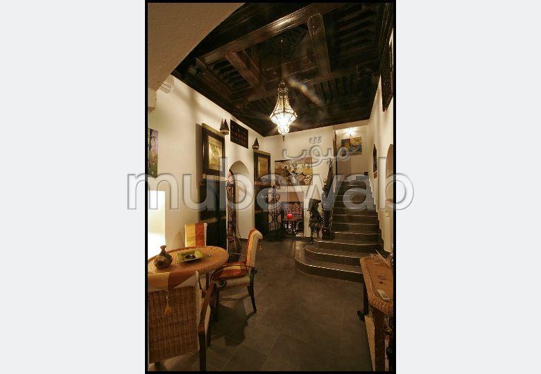 Vente Riad unique et luxueux de 240m² au sol à Bahia