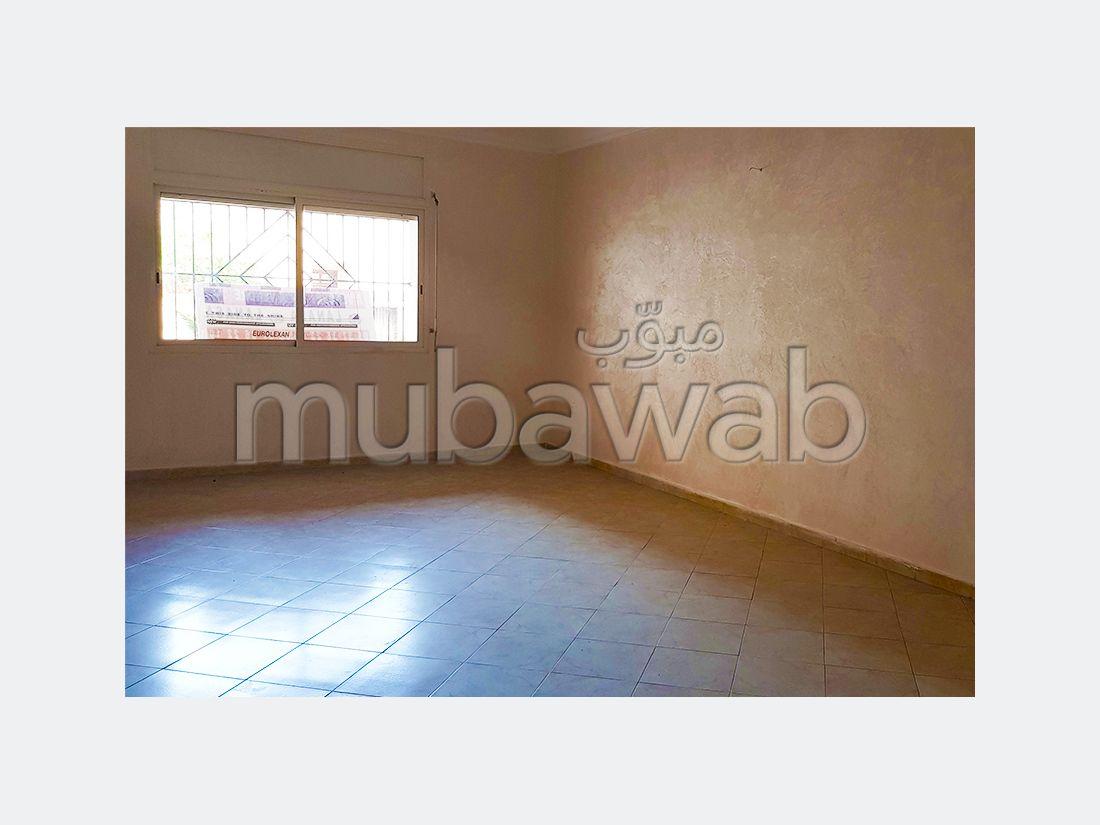 شقة مساحتها 161م²، شرفة، 4 غرف، القنيطرة