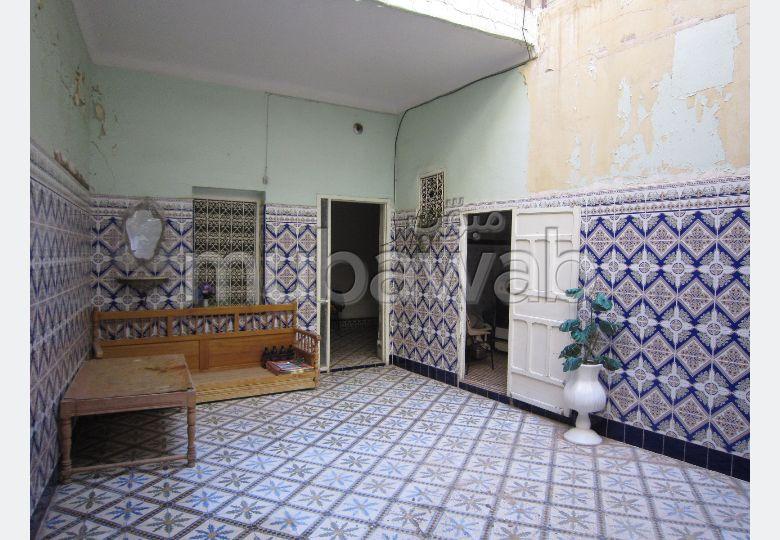 KASBAH maison traditionnelle à rénover
