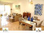 شقة جميلة للبيع بدار بوعزة. المساحة الكلية 82.0 م². شرفة رائعة.