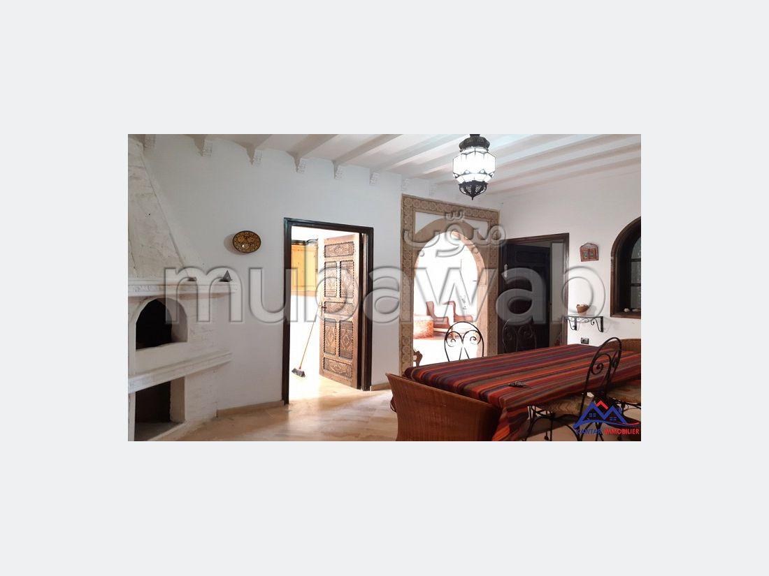 Appartement lumineux à Erraounak