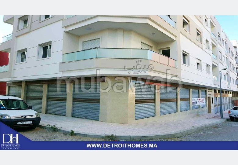 Oficinas y locales comerciales en alquiler. Area 195 m².